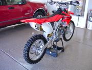 Garage Floor - Beach Tan - Dirt Bike