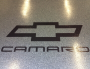 Garage Floor - Tech Silver