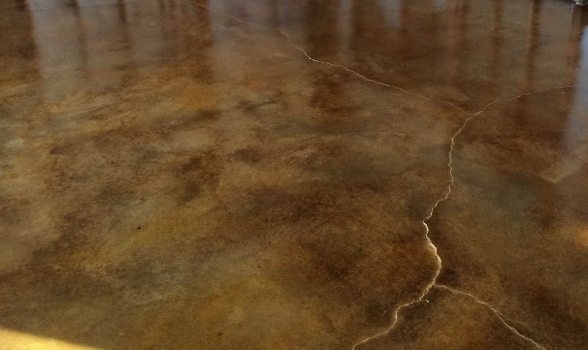 Concrete Acid Staining Utah Stained Concrete Salt Lake