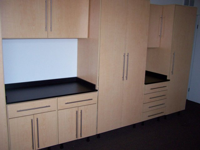 Garage Cabinets · Learn More · Permalink · Gallery