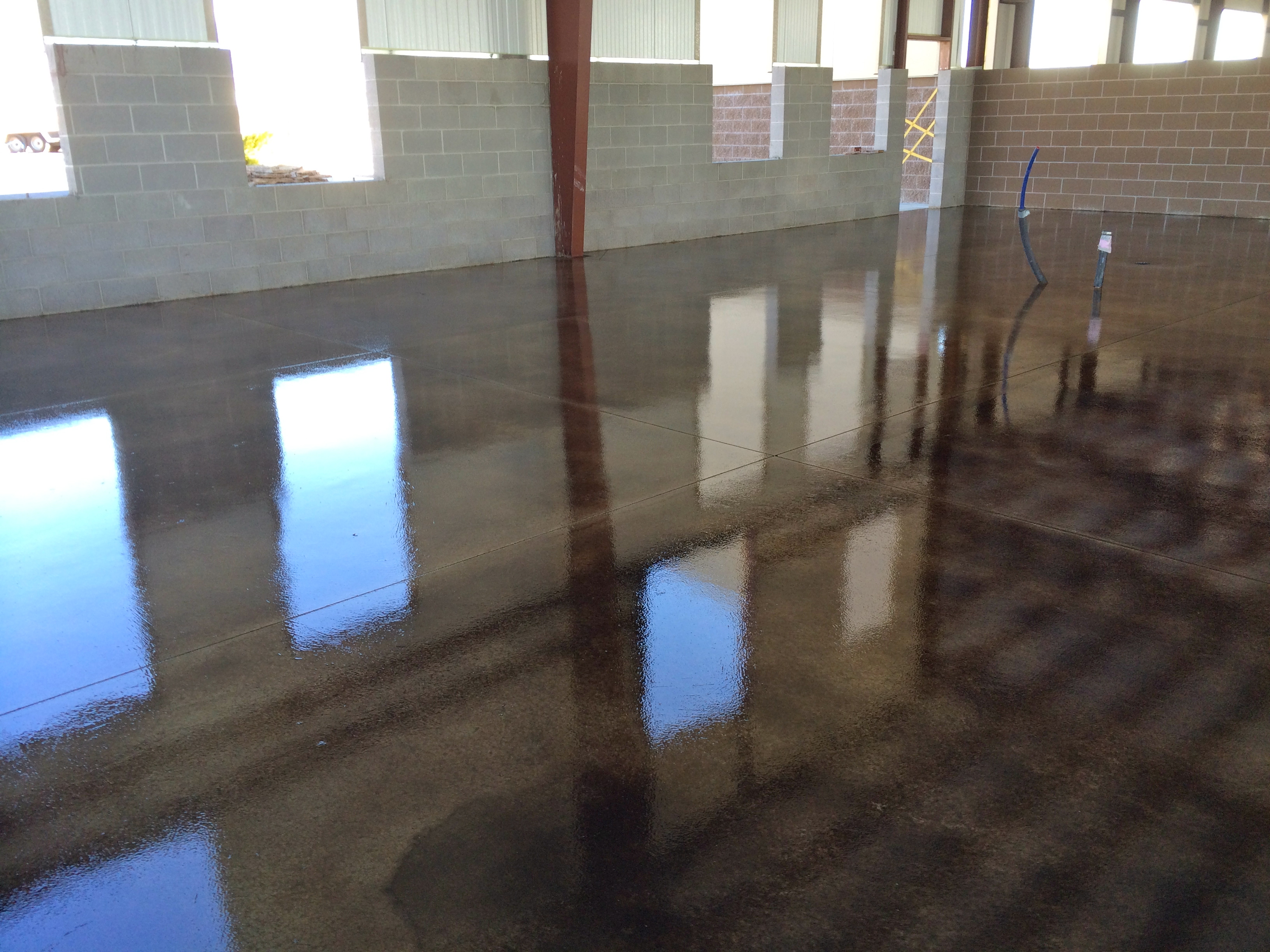 Concrete Acid Staining Utah - Stained Concrete Salt Lake City, UT | Quality Pro