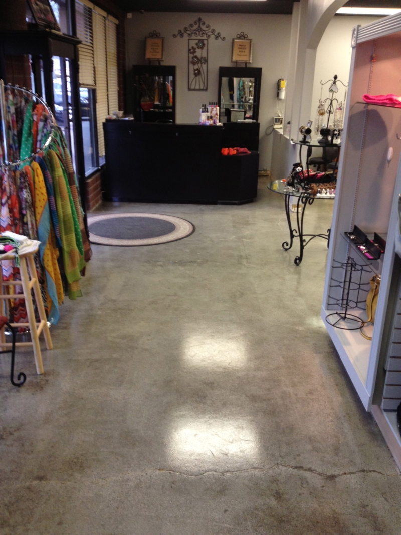 Commercial Floor Coating Utah Industrial Epoxy Flooring